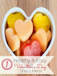 7 Healthy And Easy Valentine's Day Snack Ideas