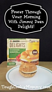 Power Through Your Morning With Jimmy Dean Delights! #JimmyDean @JimmyDean #Ad