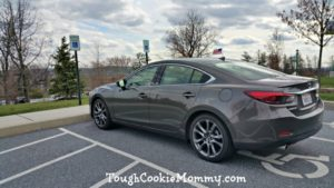 Take A Sweet Ride In The Mazda6 i Grand Touring! #DriveMazda @MazdaUSA @DriveShopUSA #Ad