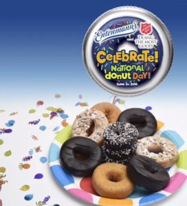 Celebrate National Donut Day! @Entenmanns #Giveaway #Ad