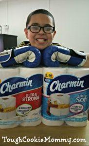 Charmin Ultra Strong Versus Charmin Ultra Soft! #EnjoyTheGo @Charmin #Ad
