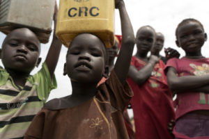 Meet Nyahok – A Child In South Sudan #SouthSudan @CARE #Ad