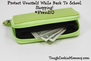 Protect Yourself While Back To School Shopping! #FraudIQ @Chase @BrittneyCastro #Ad