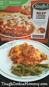 Simple Dinner Solutions For Working Moms! #BalanceYourPlate @Stouffers #Ad