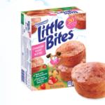 Little Bites Strawberry Yogurt Muffins Are Back! #LoveLittleBites @Entenmanns #Giveaway #Ad