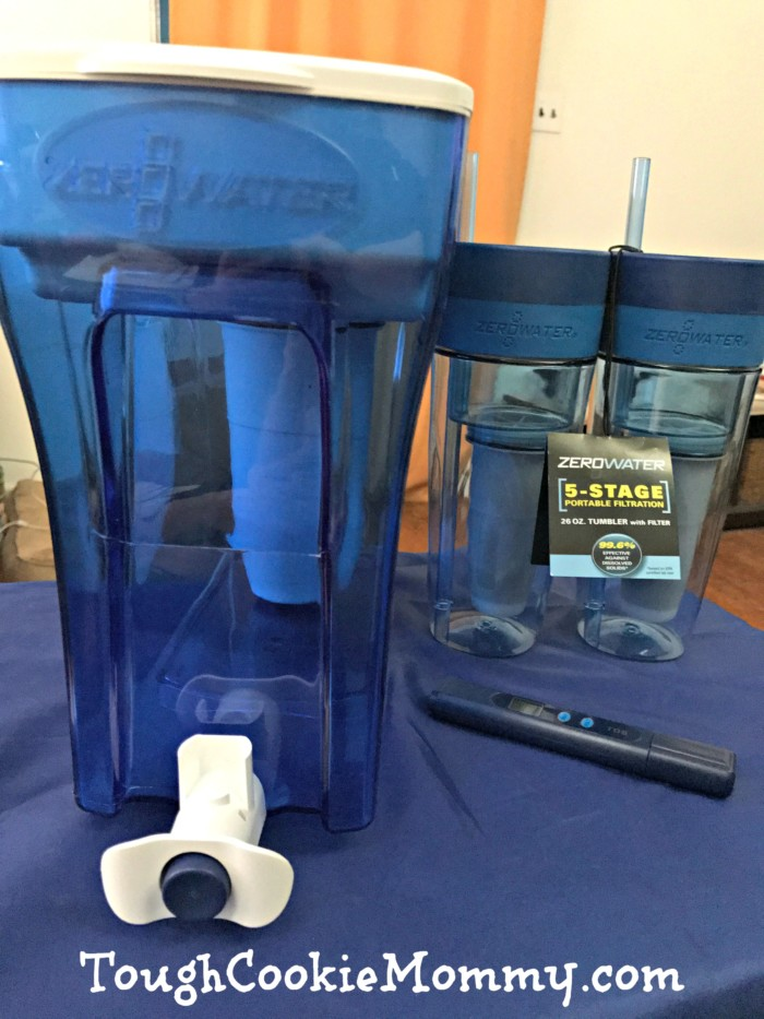 Have Confidence In Your Tap Water Zerowaterfilter