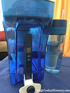 Have Confidence In Your Tap Water! @ZeroWaterFilter #Giveaway #Ad