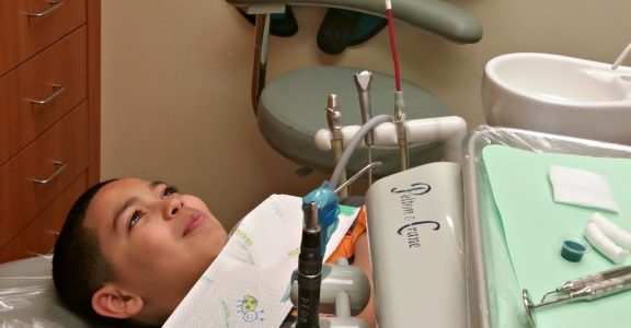 Make Your Child Feel At Ease At The Dentist