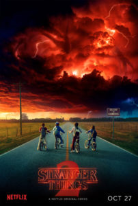 Stranger Things Season 2 Is Coming To Netflix! #StreamTeam @Netflix