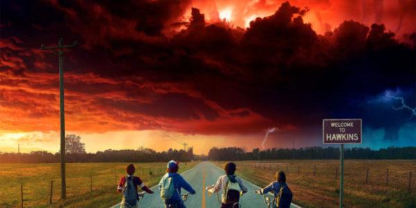 Stranger Things Season 2 Is Coming To Netflix! #StreamTeam @Netflix