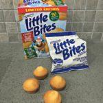 Entenmann's Little Bites Butter Cookie Muffins Are Here! #LoveLittleBites #Ad