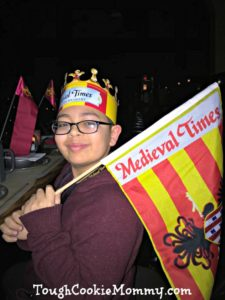The Queen Rules At Medieval Times! #LongMaySheReign @MedievalTimesNJ #Ad