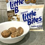 Entenmann's Little Bites Cookies And Cream Muffins Are Here! @Entenmanns #LoveLittleBites #Giveaway #Ad