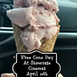 You Are Invited To Ben & Jerry's Free Cone Day 2018 at Showcase Cinemas! #ShowcaseCinemas @ShowcaseUS #Ad