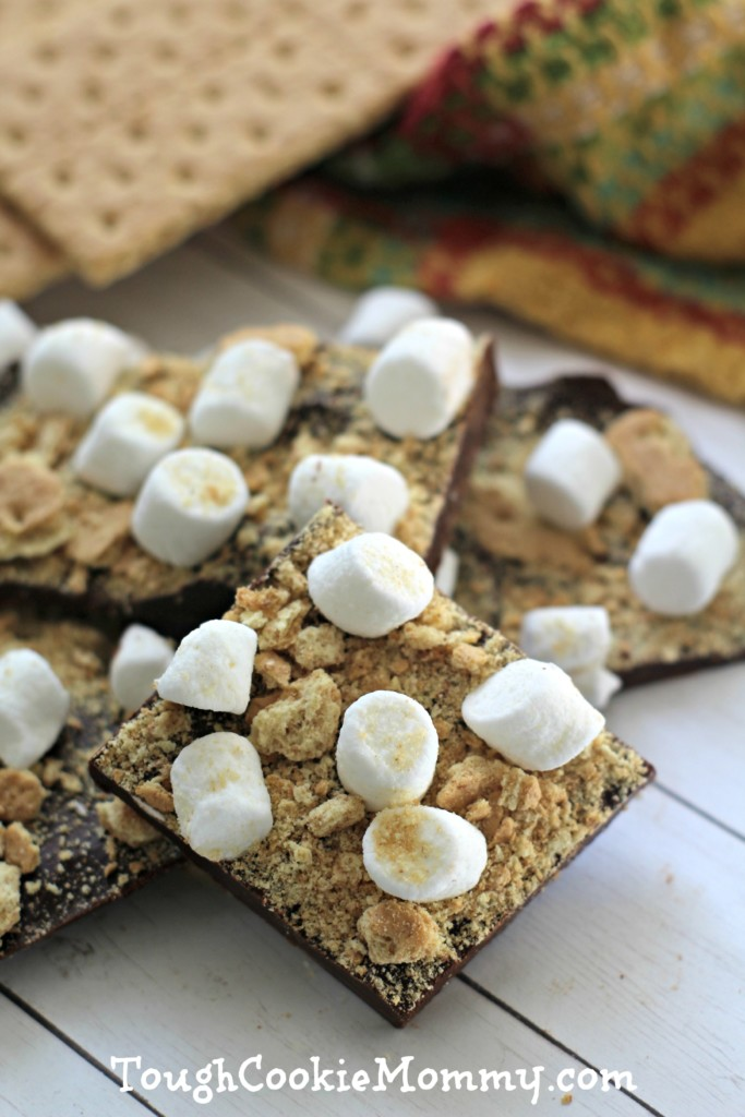 S'mores Candy Bark