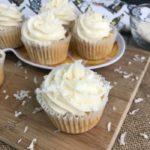 Coconut Cupcakes Recipe
