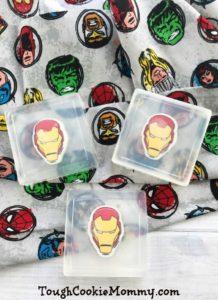 Superhero Soaps