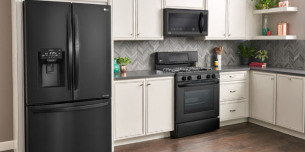 Get The Dream Kitchen You've Always Wanted! @BestBuy @LGUS #Ad