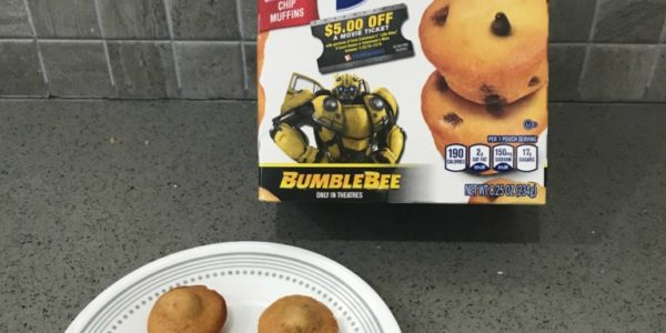 Entenmann's® And BUMBLEBEE Movie – Match Made In Heaven! #BUMBLEBEEMovie #Ad