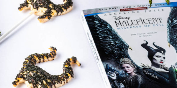 Mistress Of Evil Pie Pops #Maleficent2 #Giveaway #Ad