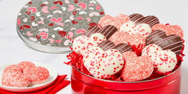 Celebrate Your Loves This Valentine's Day! @bakemeawish #Ad