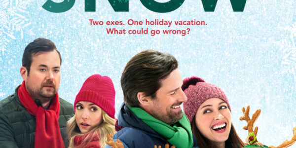 """Celebrate Christmas in July with Hallmark Channel's Original Premiere of """"Crashing Through the Snow"""" July 10th at 9pm/8c!"""