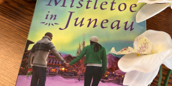 """""""Mistletoe in Juneau"""" out Oct. 19th from Hallmark Publishing Review + Giveaway! #MistletoeInJuneau #Giveaway #Ad"""